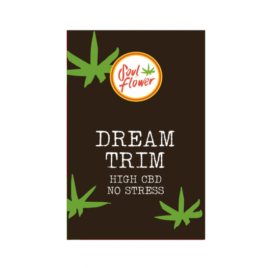 dream trim trinciato di canapa
